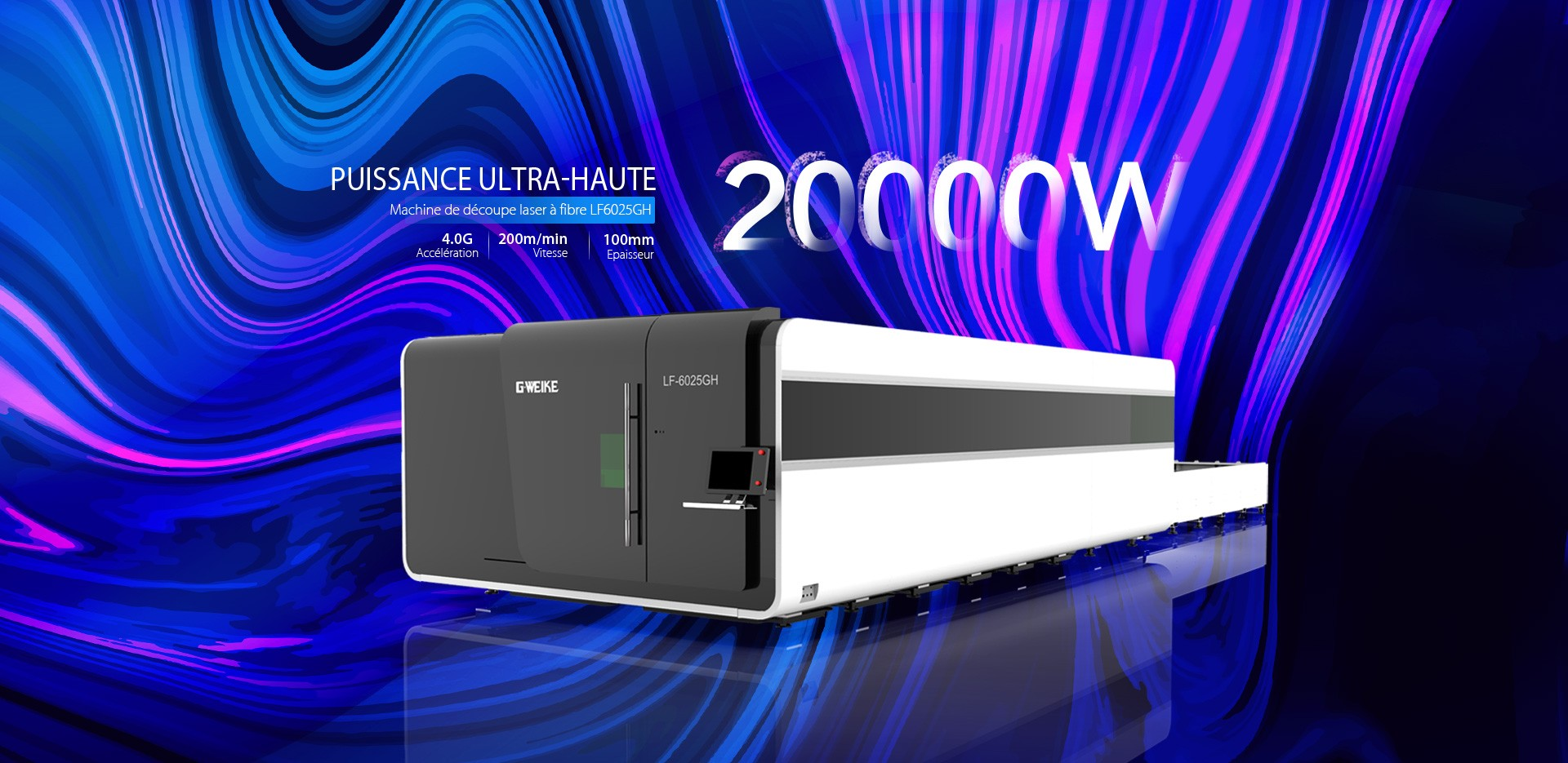 LF3015GA Whole Cover Fiber Laser Cutting Machine with Exchan